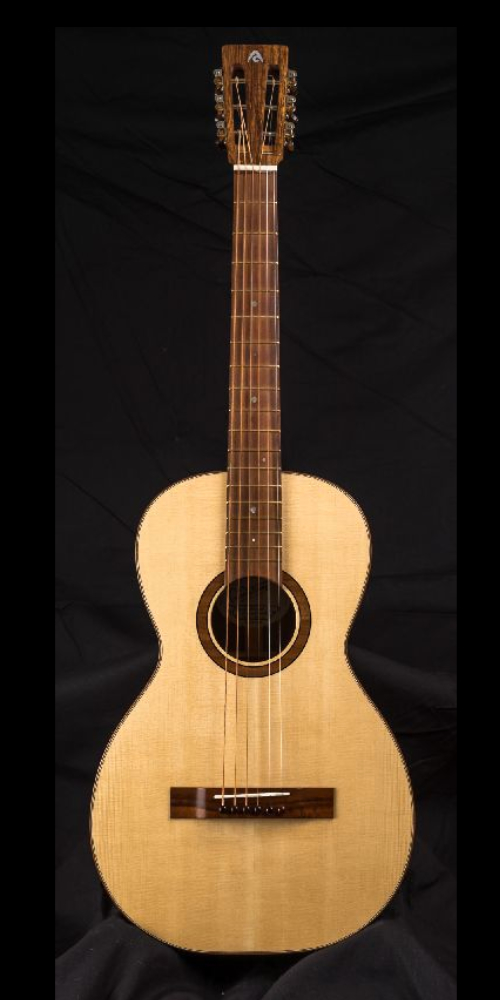 Make your own Parlour Guitar at Brisbane Guitar Making School